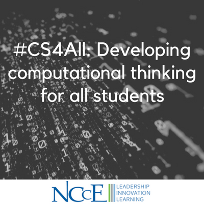 #CS4All: Developing computational thinking for all students