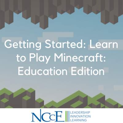 Learn to Play Minecraft
