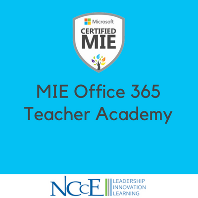 MIE Office 365 Teacher Academy