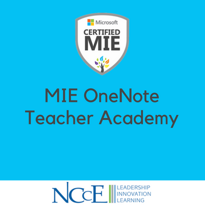 MIE OneNote Teacher Academy