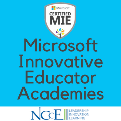 Microsoft Innovative Educator Academies