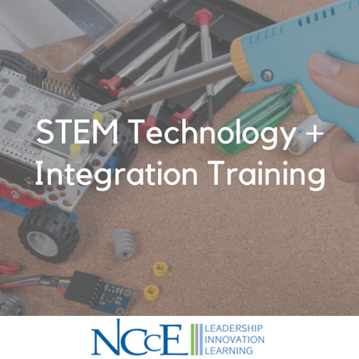 STEM Technology + Integration Training