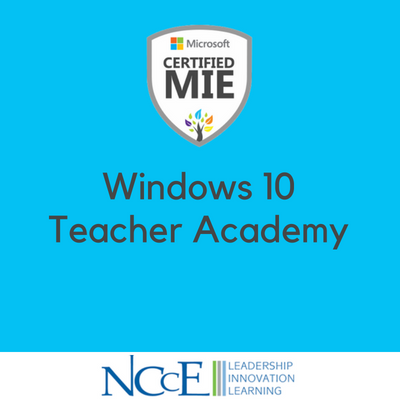 Windows 10 Teacher Academy