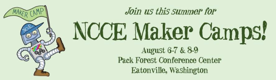 NCCE Maker Camp