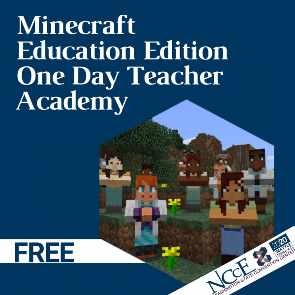 Minecraft Education Edition One Day Teacher Academy