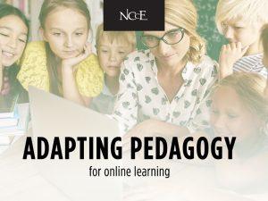 Adapting Pedagogy