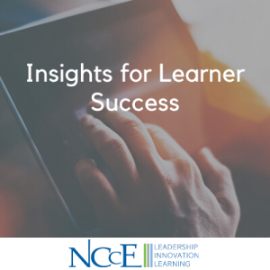 Insights for Learner Success