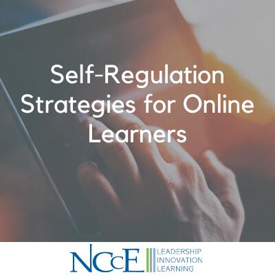 Self-Regulation Strategies for Online Learners