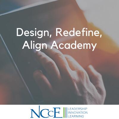 Design, Redefine, Align Academy