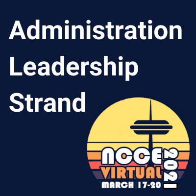 NCCE21 Admin Strand