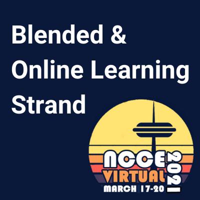 NCCE21 Online Strand