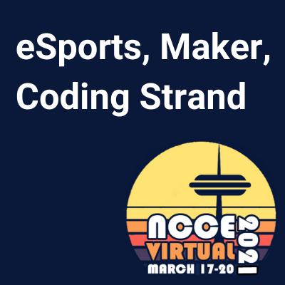 NCCE21 eSports Strand