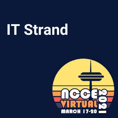 NCCE21 IT Strand