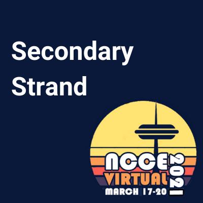 NCCE21 Secondary Strand