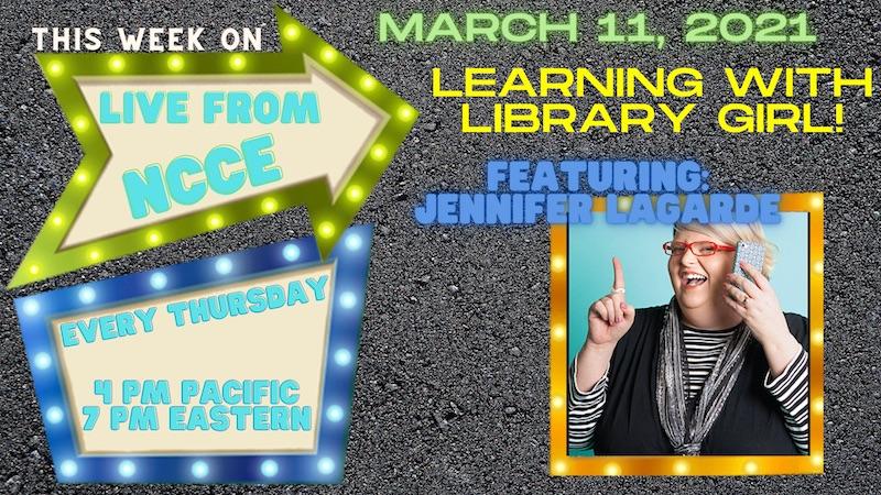 March 11 Jennifer Lagarde