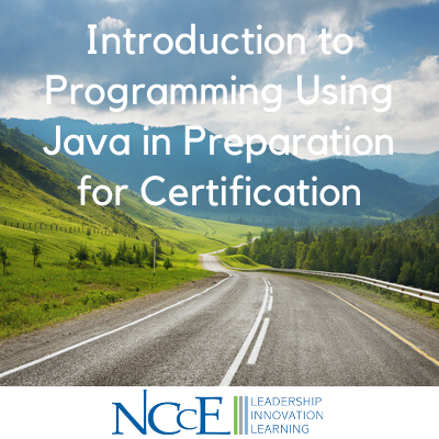 Introduction to Programming Using Java in Preparation for Certification